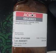 Mangan(II)-chlorid, 97 %, ACROS Organics™